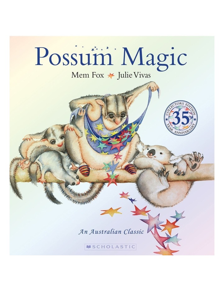 Possum Magic 35th Anniversary Edition image 1