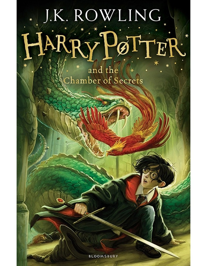Harry Potter and the Chamber of Secrets J.K. Rowling image 1