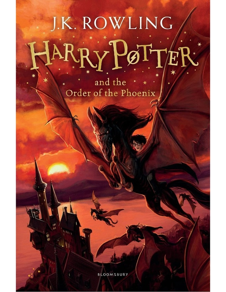 Harry Potter and the Order of the Phoenix by J.K. Rowling image 1