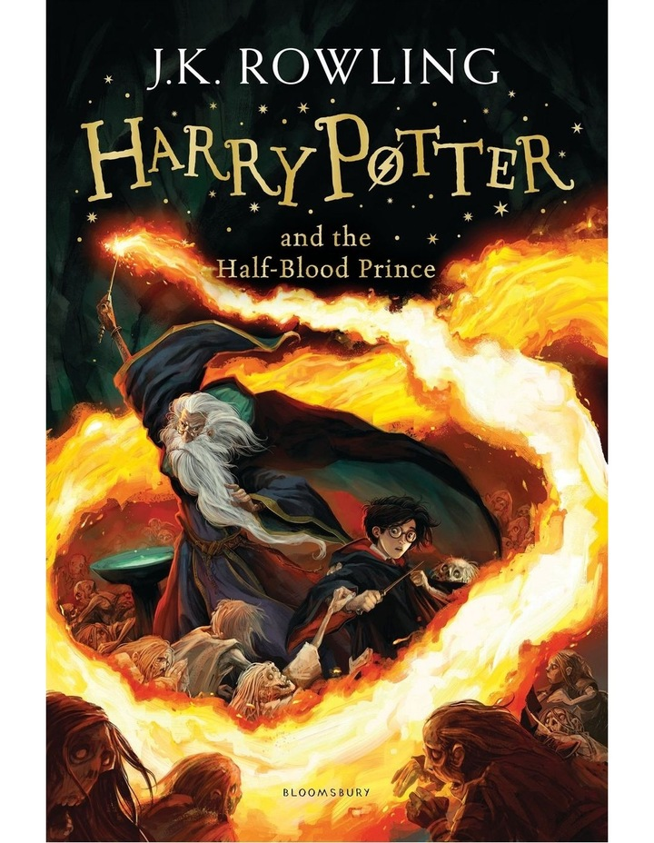 Harry Potter and the Half-Blood Prince by J.K. Rowling image 1