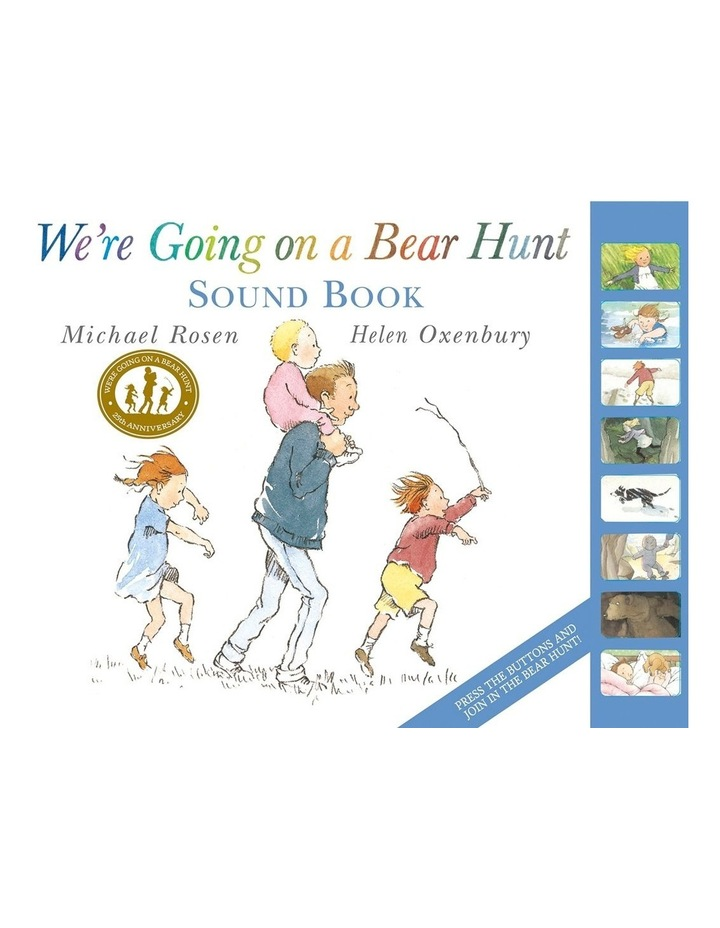 We're Going on a Bear Hunt (Sound Book) image 1