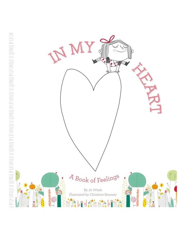 In My Heart by Jo Witek (hardback) image 1