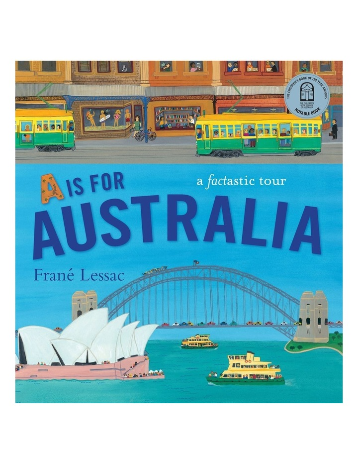 A Is For Australia image 1