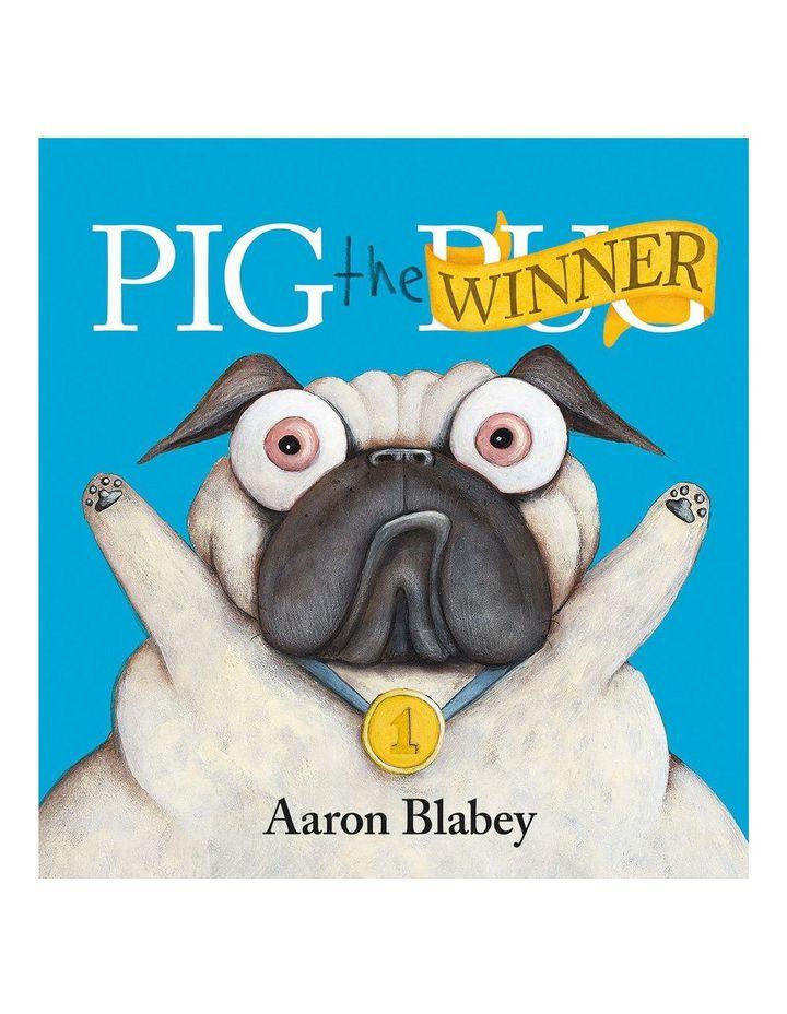 Pig the Winner by Aaron Blabey (hardback) image 1