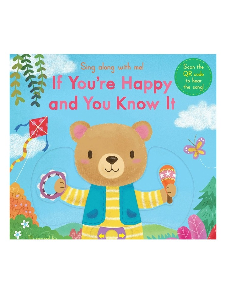 Sing Along With Me! If You'Re Happy And You Know It (Board Book) image 1