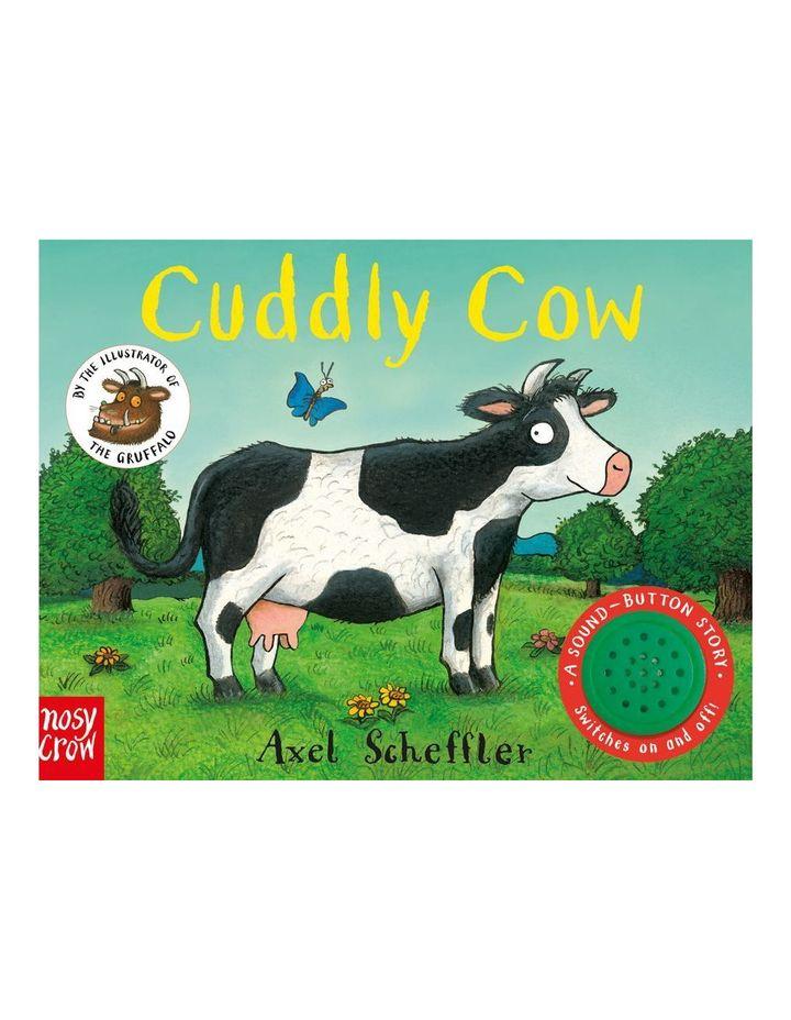 Cuddly Cow by Axel Scheffler (board book) image 1