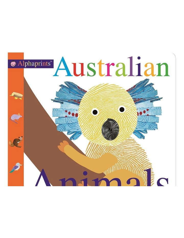 Alphaprints Australian Animals image 1