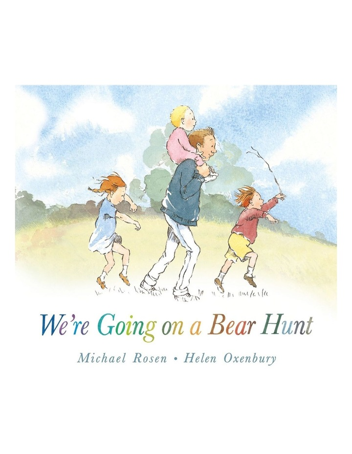 We're Going on a Bear Hunt image 1