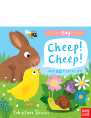Can You Say It Too? (Board Book)