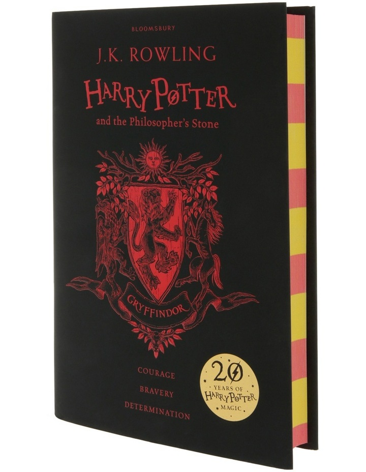 Harry Potter And The Philosopher'S Stone 20Th Anniversary Gryffindor Edition image 2