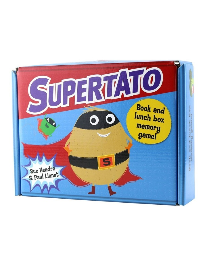 Supertato Lunch Box by Sue Hendra (Novelty/Toy) image 1