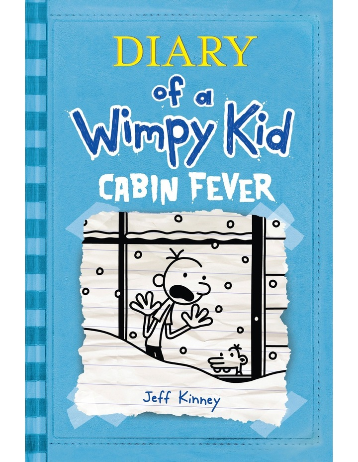 Cabin Fever: Diary of a Wimpy Kid : Book 6 by Jeff Kinney (paperback) image 1