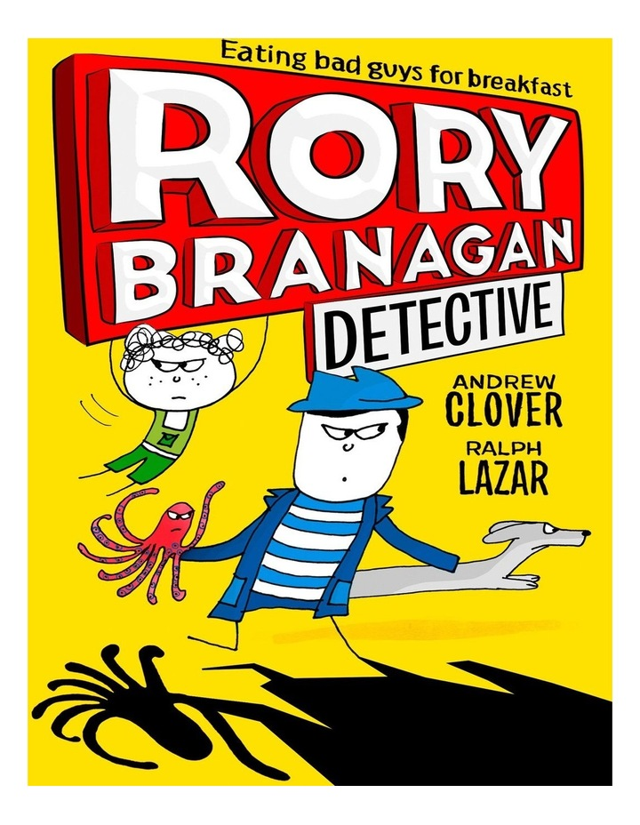 Rory Branagan (Detective): Rory Branagan Book 1 by Andrew Clover & Ralph Lazar (Paperback) image 1