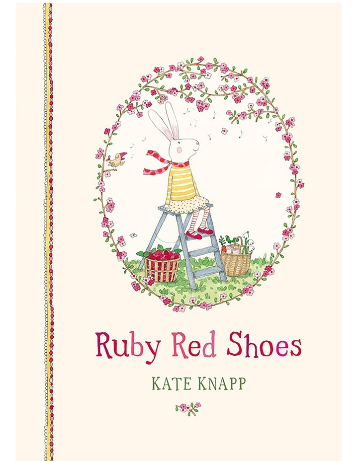 Ruby Red Shoes by Kate Knapp (hardback) image 2