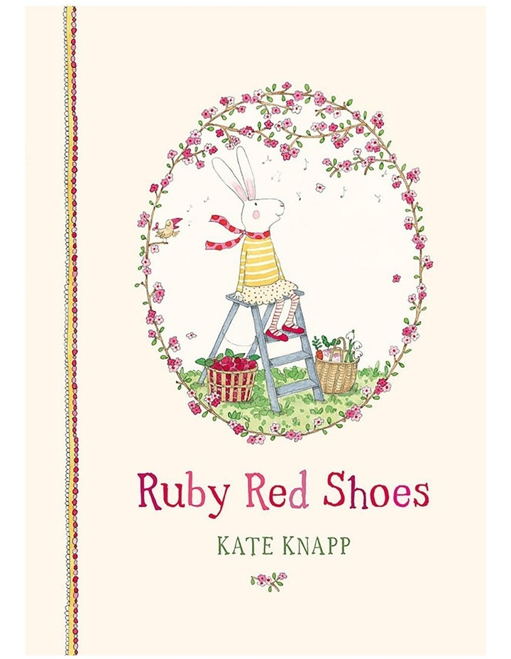 Ruby Red Shoes by Kate Knapp (hardback) image 1
