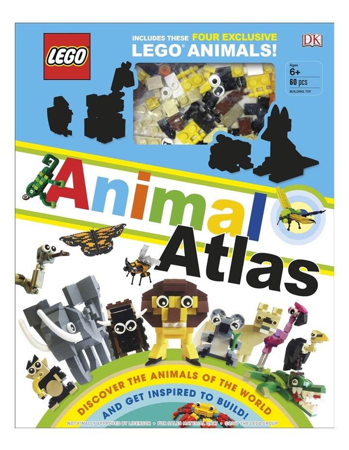 LEGO Animal Atlas by DK (Hardback) image 1