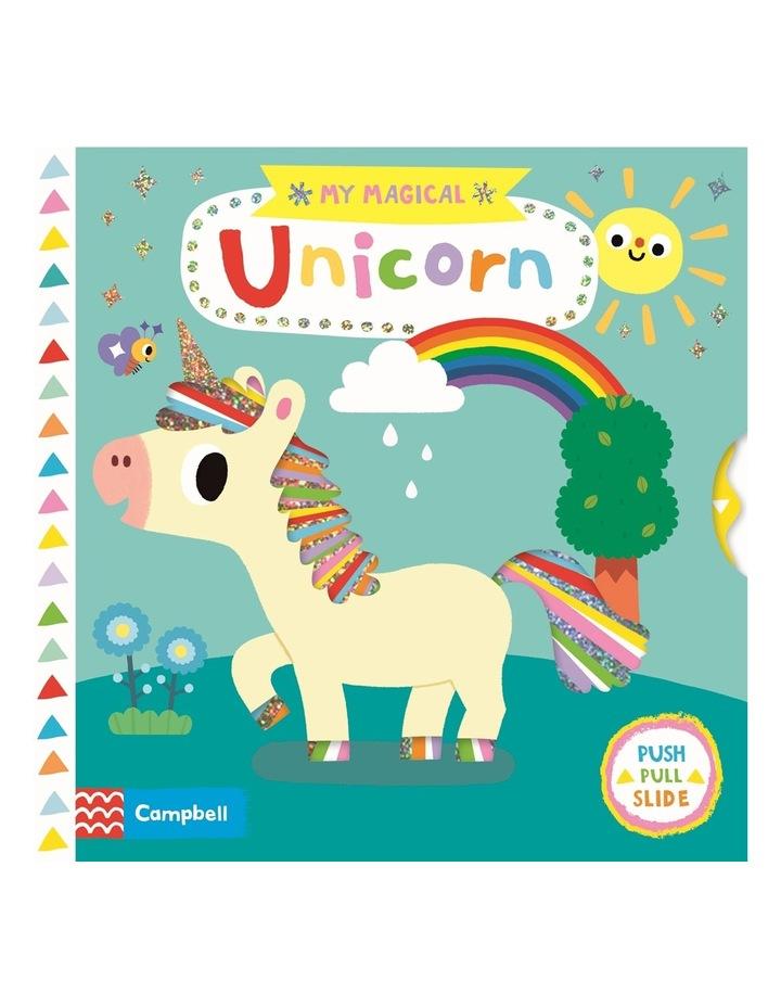 My Magical Unicorn by Yujin Shin (board book) image 1