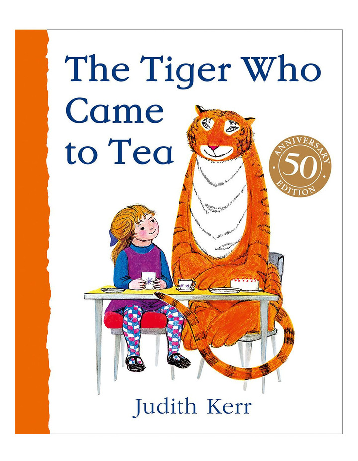 Tiger Who Came To Tea by Judith Kerr (Board Book) image 1