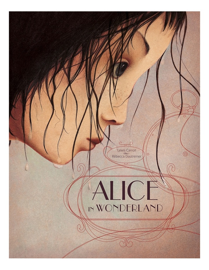 Alice in Wonderland written by Lewis Carroll & illustrated by Rebecca Dautremer (Hardback) image 1