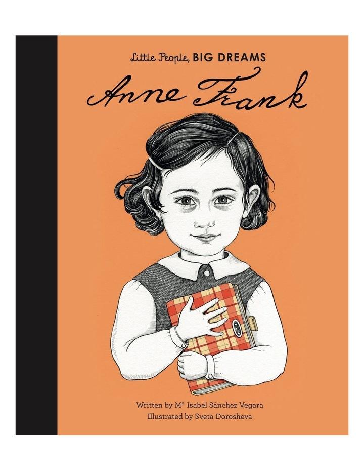 Anne Frank (Little People, Big Dreams) image 1
