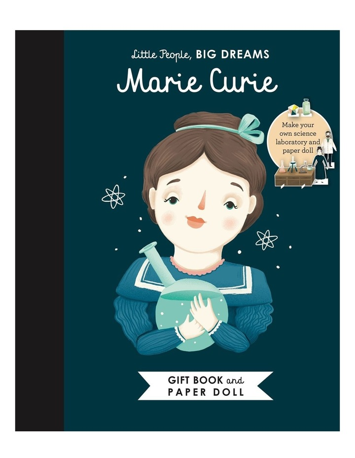 Little People, Big Dreams: Marie Curie Paper Doll image 1
