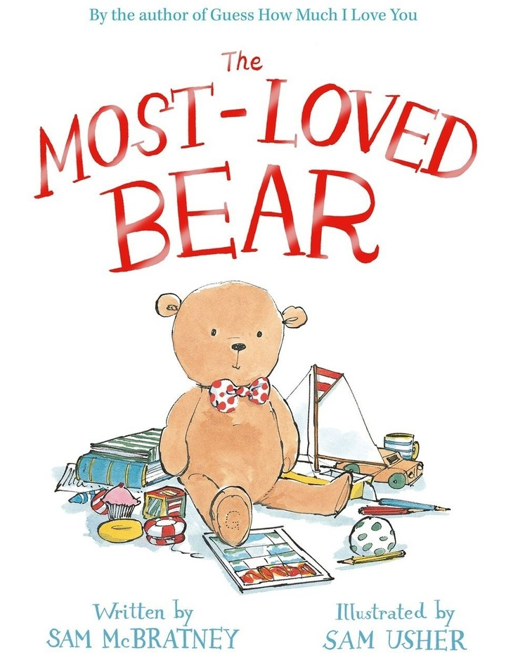 The Most-Loved Bear image 1
