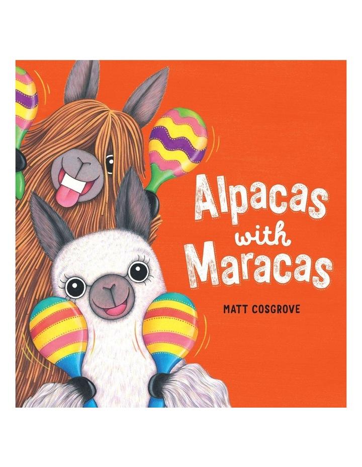 Alpacas with Maracas image 1