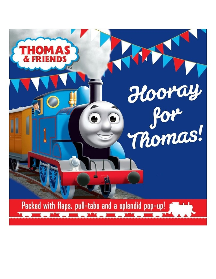 Hooray for Thomas! image 1