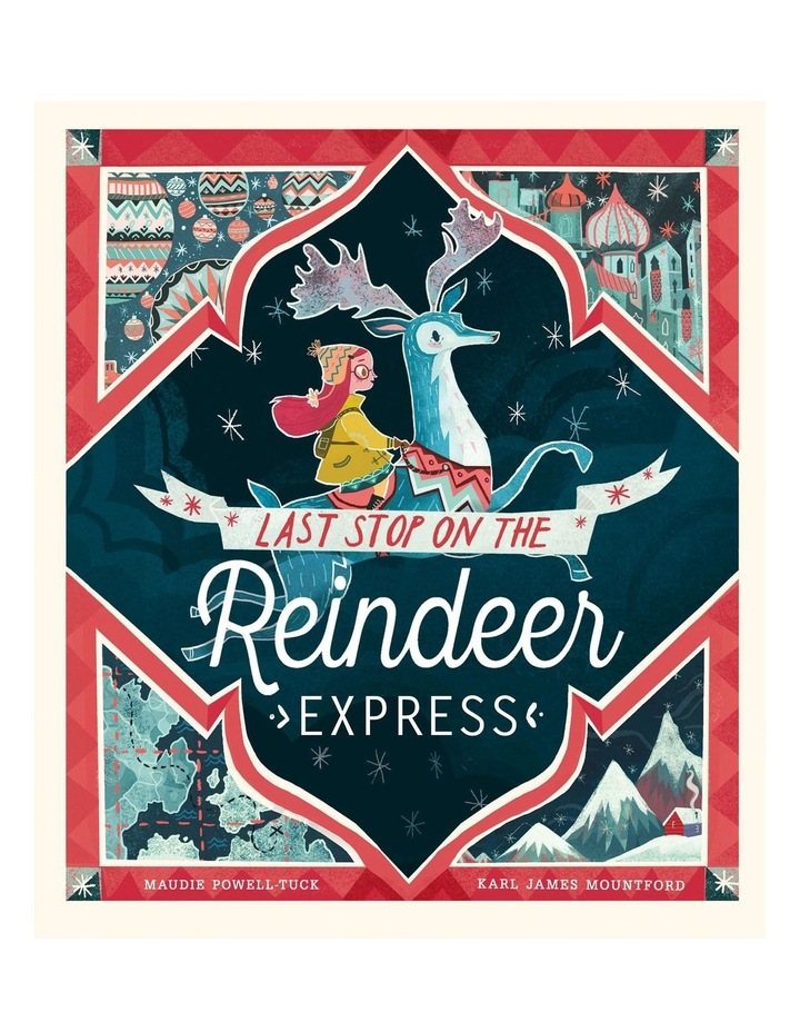 The Last Stop on the Reindeer Express PB image 1