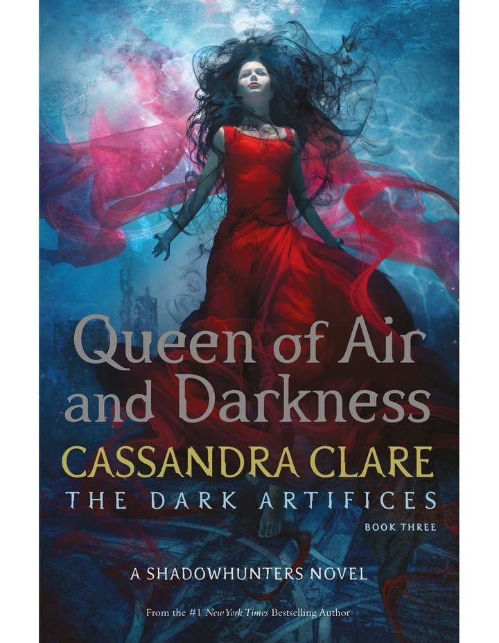 Queen Of Air And Darkness image 1