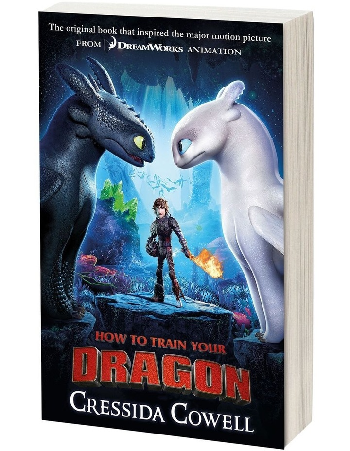 How To Train Your Dragon 03 Film Tie-In image 1