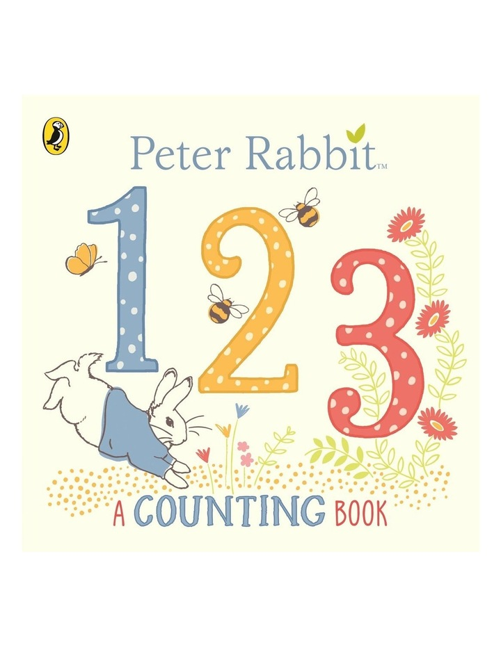 Peter Rabbit Counting Book image 1