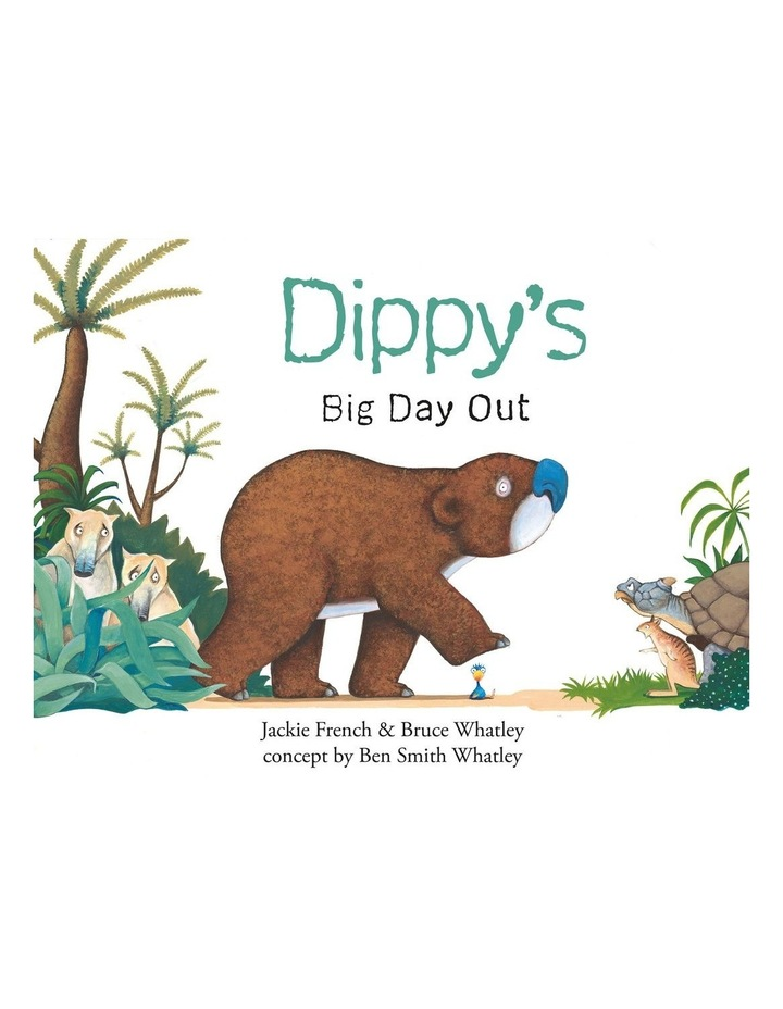 DIPPYS BIG DAY OUT image 1