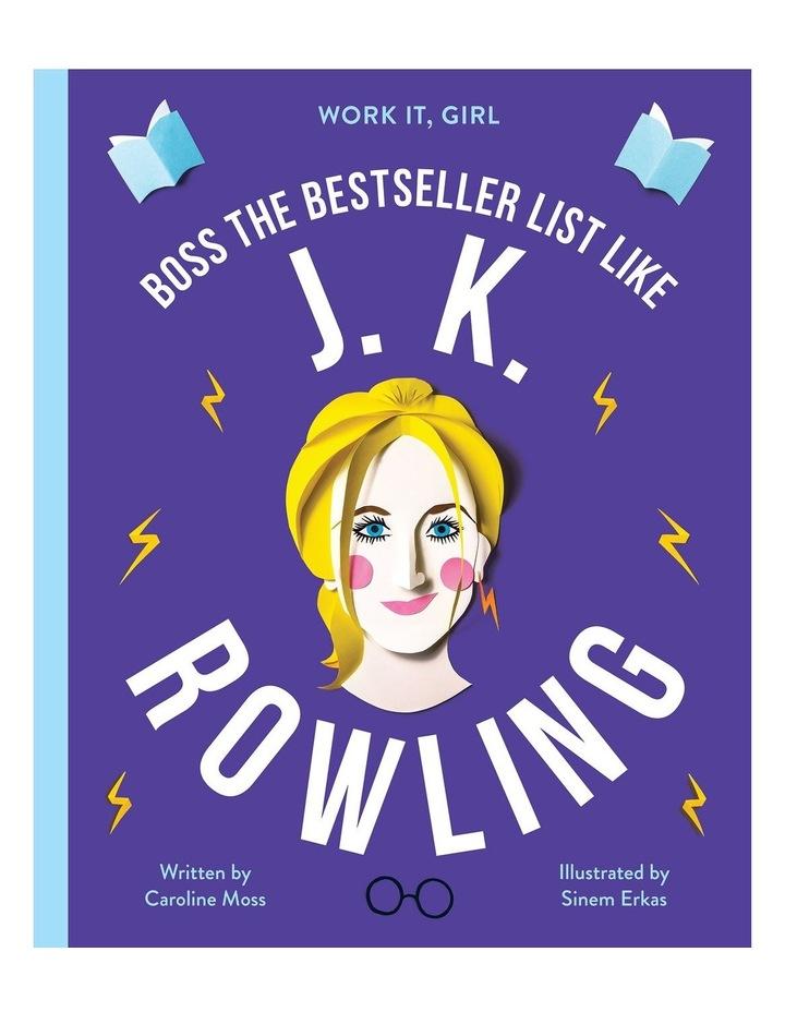 JK Rowling image 1