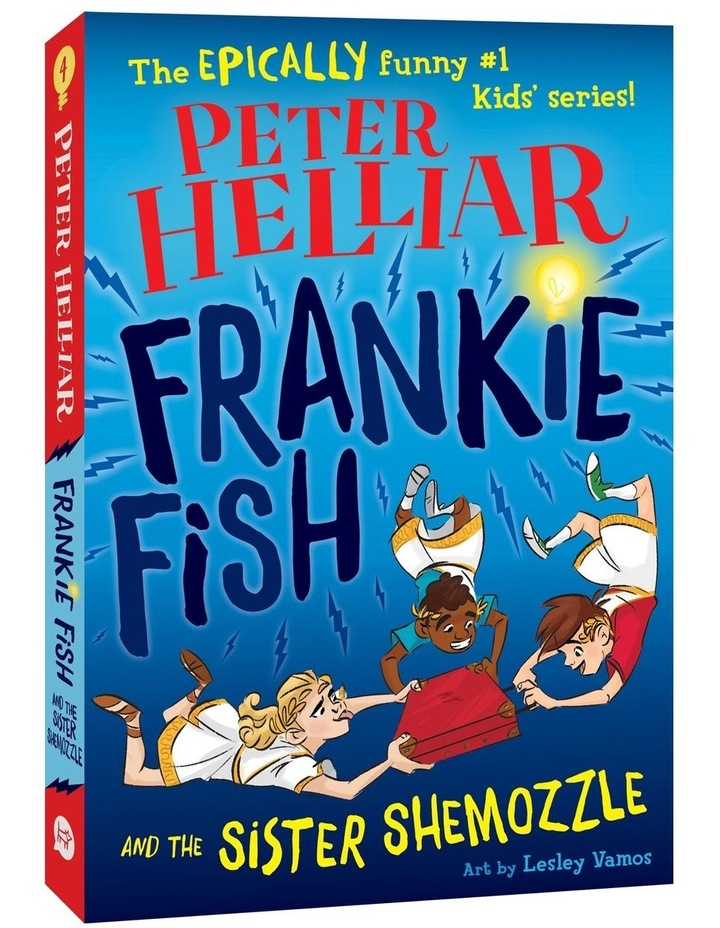 Frankie Fish and the Sister Shemozzle image 1