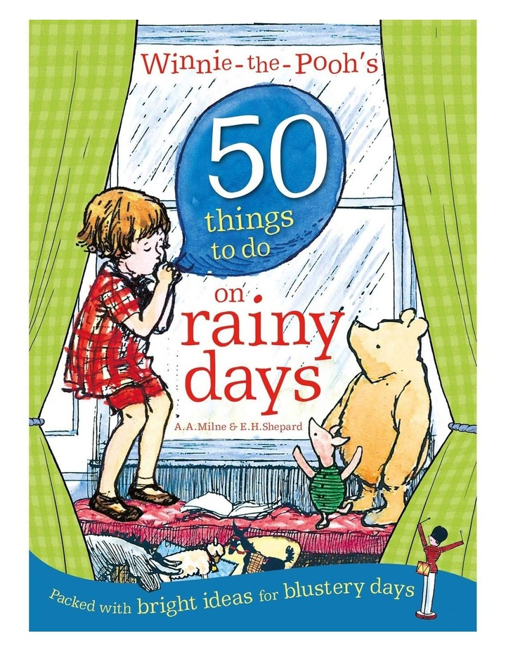 50 Things to do on Rainy Days image 1