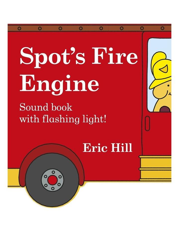 Spot's Fire Engine image 1