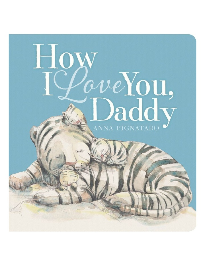How I Love You, Daddy image 1