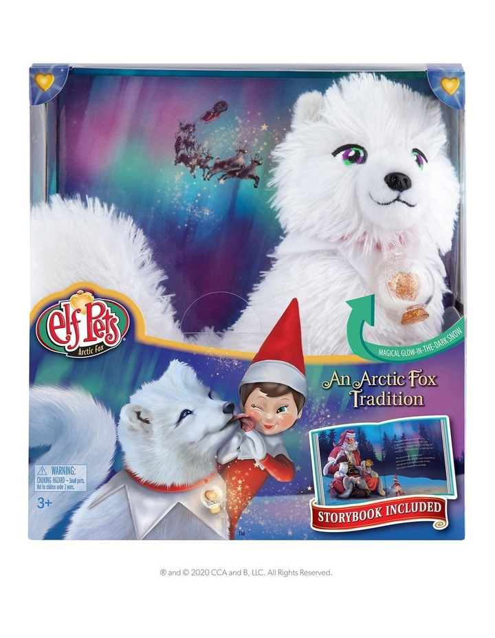 Elf Pets - ARTIC FOX image 1