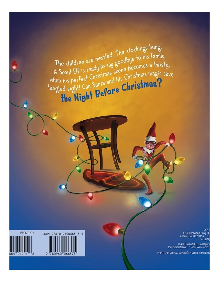 The Night Before Christmas Book image 3