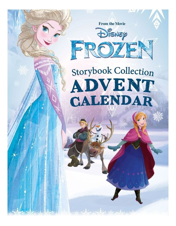 Frozen Storybook Collection Advent Calendar (24-books included) image 1