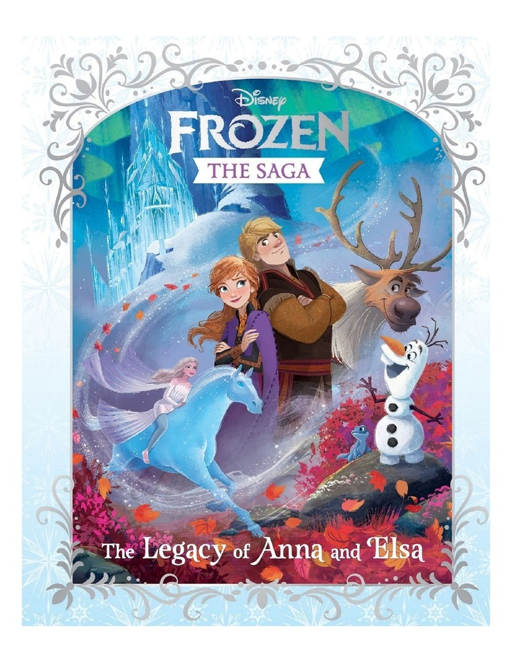 The Legacy of Anna and Elsa image 1
