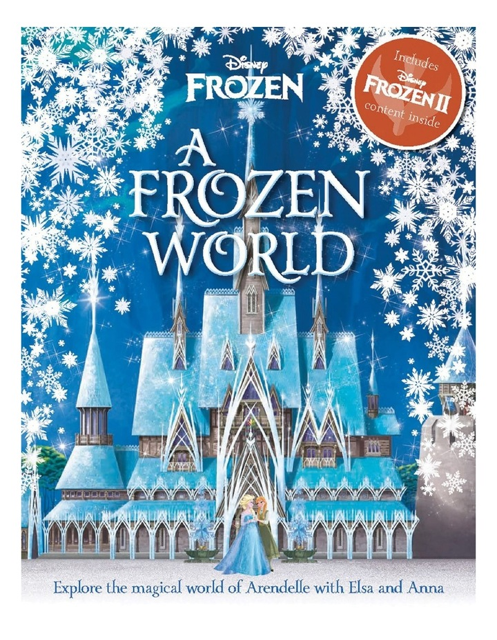 A Frozen World (Disney Frozen) image 1