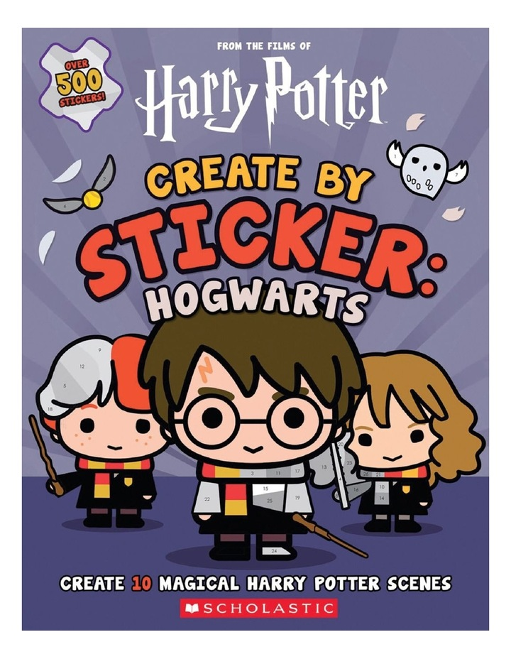 Create by Sticker: Hogwarts (Harry Potter) image 1