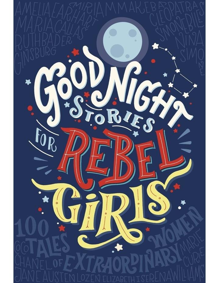 Good Night Stories For Rebel Girls  (Hardback) image 1