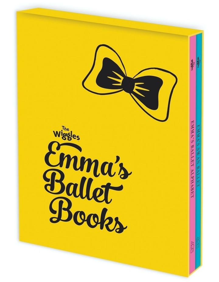 The Wiggles: Emma's Ballet Books Slipcase (Hardback) image 1