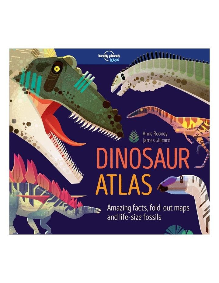 Dinosaur Atlas (Hardback) image 1