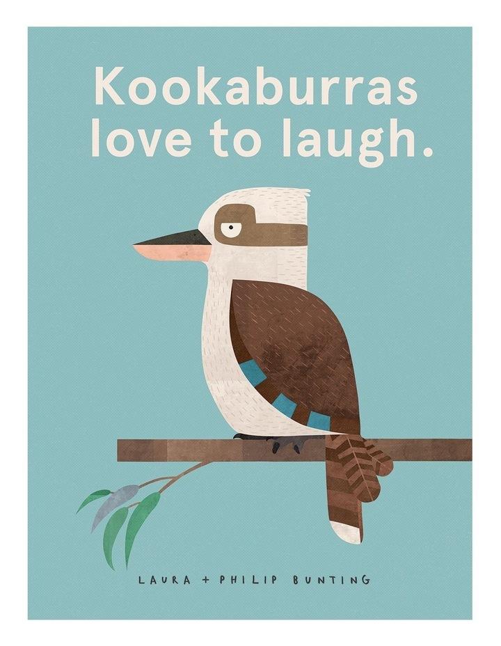 Kookaburra's Love To Laugh (Hardback) image 1