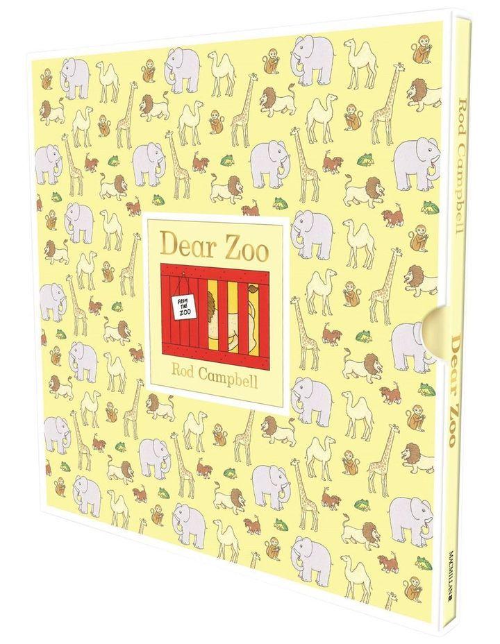 Dear Zoo Slipcase by Rod Campbell (Hardback) image 1