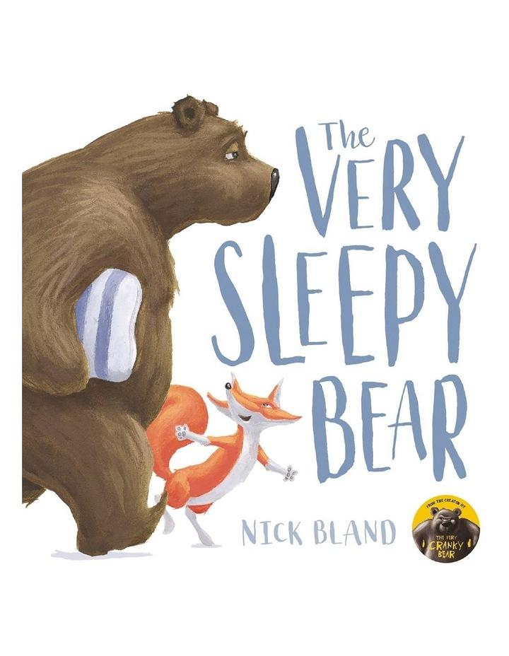 The Very Sleepy Bear image 1